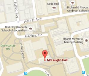 McLaughlin Google Map